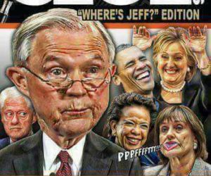 Jeff Sessions Recusal: Forcing President Trump to Bring a Knife to a Gunfight With One Hand Tied Behind his Back!