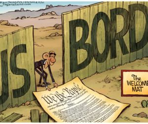 The White House's New 'Bottom Line' Illegal Immigration Proposal!